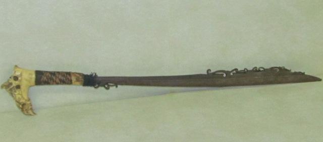 Carved Sword
