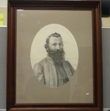 30 x 26 inch Victorian Shoebox Frame