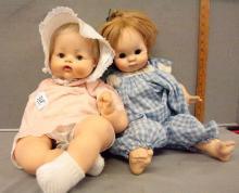 1965 Alexander Doll and 1961 Alexander Doll
