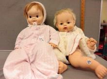 1961 and 1967 Alexander Dolls