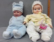 Two marked Dolls