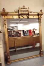 Large Pier Mirror from the Belleview Plantation