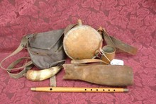 A.W. LAMB CIVIL WAR ITEMS