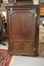 SINGLE PANEL DOOR COUNTRY HANGING CUPBOARD