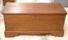 AMISH HAND MADE CHILD'S BLANKET CHEST - EARLY
