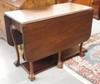 19TH CENTURY DROP LEAF TABLE