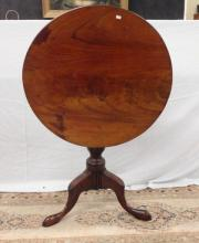 1700's Pennsylvania Tilt Top Table