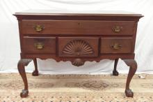 Early 20th Century Chippendale Lowboy