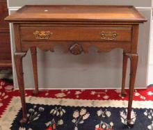 Queen Anne Style Side Table