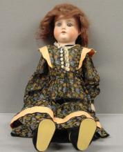 19th Century Porcelain Doll