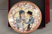P. Buckley Moss Art Plate