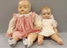 Two early Dolls
