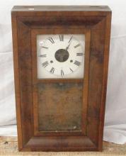 Waterbury Keywind Mantle Clock
