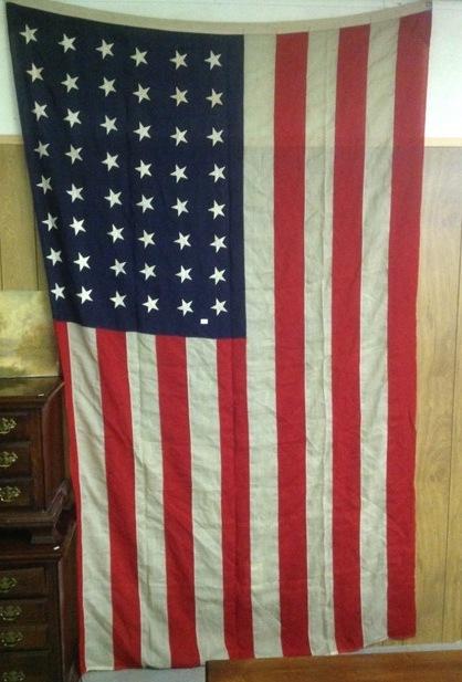 Original 48 star American Flag