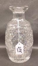 Waterford Crystal Decanter - Colleen pattern