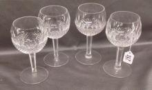 Waterford Crystal Wine Glasses - Colleen pattern