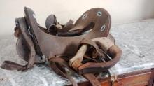 Civil War Era Cavalry Saddle