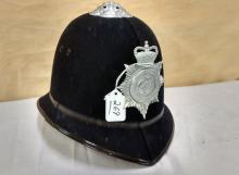 English Policeman's Hat in original condition