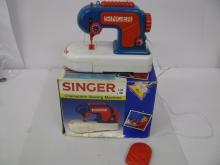 Boxed Singer Chainstitch sewing machine