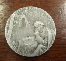 A German pewter coin/medal