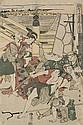 Katsukawa Shun'ei (1762-1819)One woodblock print
