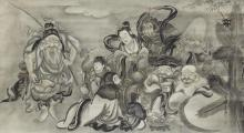 Settosai Tokei (fl. 18th century) Fine Japanese and Korean Works of Art