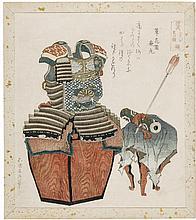 Katsushika Hokusai (1760-1849) Fine Japanese and Korean Works of Art
