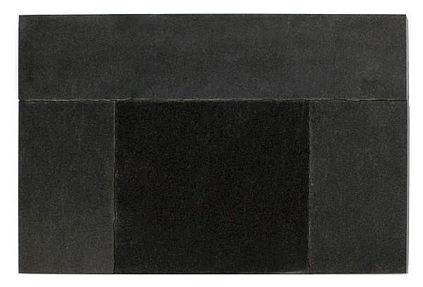 Ulrich Rückriem (German, born 1938) Untitled, 1986 (4 parts) overall dimensions 47 3/8 x 31 1/2 x 2in (120.3 x 80x 5.1cm)