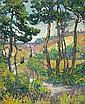 Mary Bradish Titcomb (American, 1858-1927) Through the Dunes 30 x 24in, Mary Bradish Titcomb, Click for value