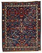 A Zechour rug Caucasus size approximately 4ft. 4in. x 5ft. 4in.