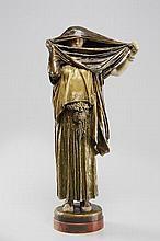 JEAN-LÉON GÉRÔME (FRENCH, 1824-1904)   La femme au voile