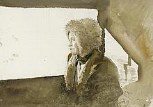 Andrew Wyeth (1917-2009)  Untitled
