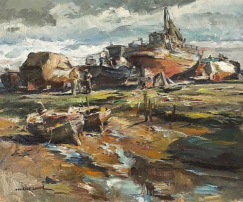<BR>Maurice Logan (1886-1977)