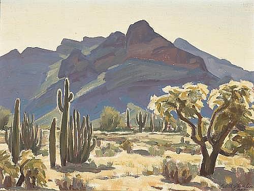 <BR>Edith Anne Hamlin (American, 1902-1992)