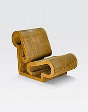 FRANK GEHRY (BORN 1929)  Lounge chair