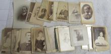 Lot Of Vintage Photographs Some Dated 1800's