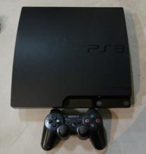 Play Station 3 With 1 Controller