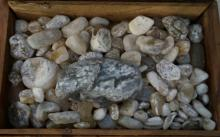 Moon Stone Rock Collection