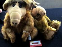 Alf Talking Doll With Small Alf