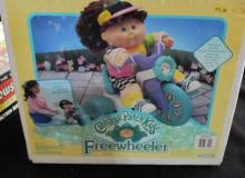 Cabbage Patch Doll Big Wheel