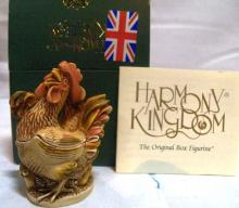 Harmony Kingdom Lords of the Roost