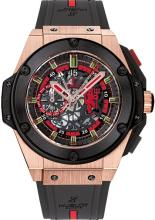 Hublot King Power Red Devil Manchester United Rose Gold (1 OF 250 PIECES)