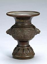 A CHINESE BRONZE