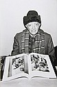Portrait de Brassai. Agence Sygma
