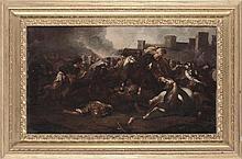 Jacques Curtois detto il Borgognone (Saint - Hyppolite 1621 - Roma 1676)