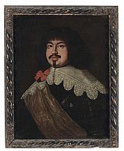 Justus Sustermans (Anversa 1597 - Firenze 1681)