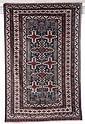 Tappeto persiano Ghucian, meta XX secolo