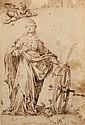Bernardo Strozzi (Genova 1581 - Venezia 1644), bottega di