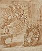 Giovanni Battista Paggi (Genova 1554 - 1627) Annunciazione