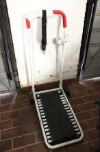 Treadmill Friction Walking Machine